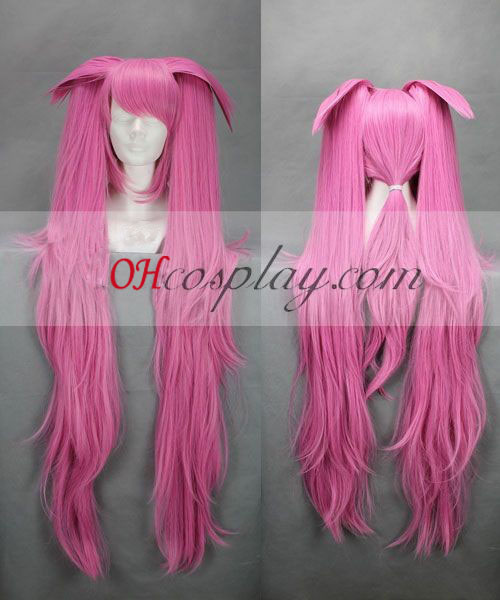 Quebec pull Princess Jingxin Pink Cosplay Wig