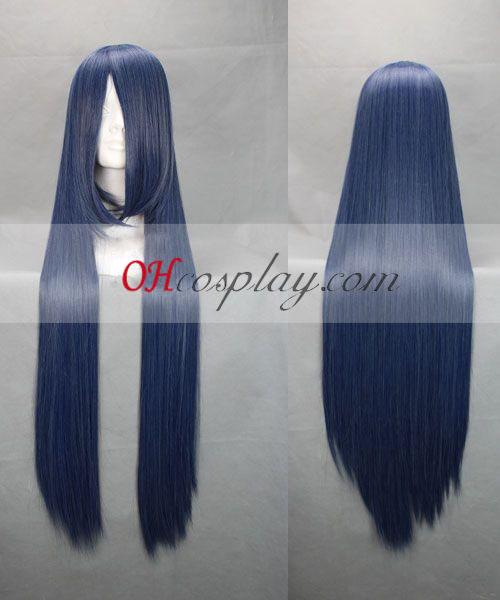 #6 Nezumi тъмносиньо Cosplay Wig