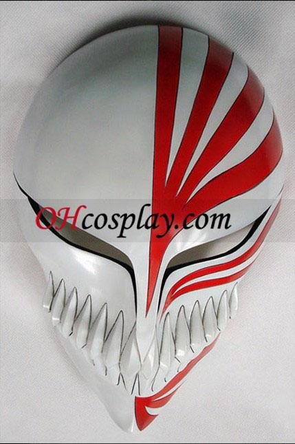 Bleach Cosplay Tillbehör Ichigo Full Hollow Mask A (Deluxe Edition)