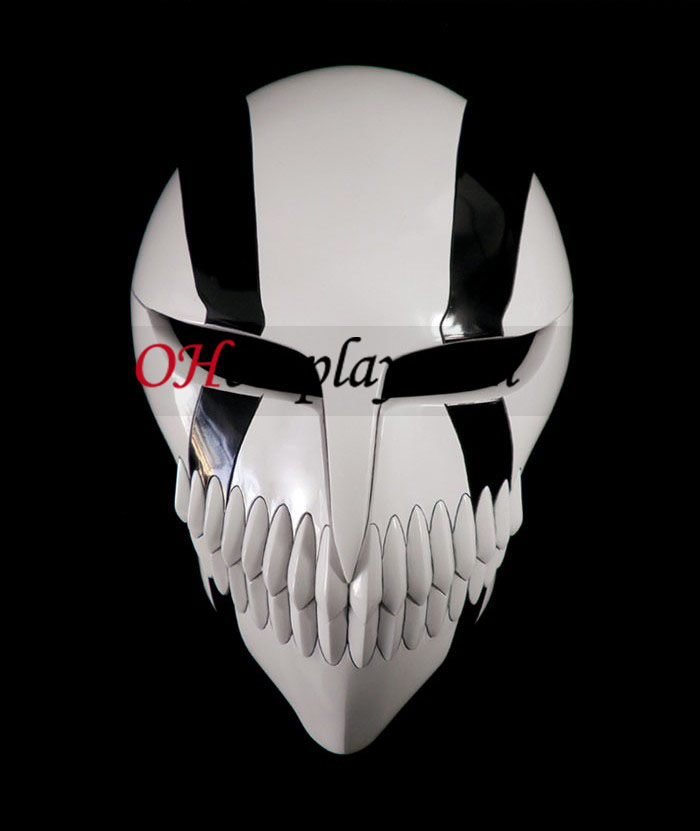 Bleach Cosplay Accessories Ichigo Full Hollow Mask B (Deluxe Edition)