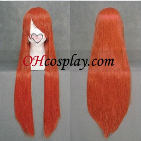 Rurouni Kenshin Orange udklædning Paryk