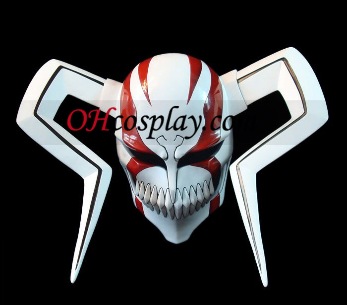 Alvejante Acessórios Cosplay Final Ichigo Hollow Mask (Deluxe Edition)