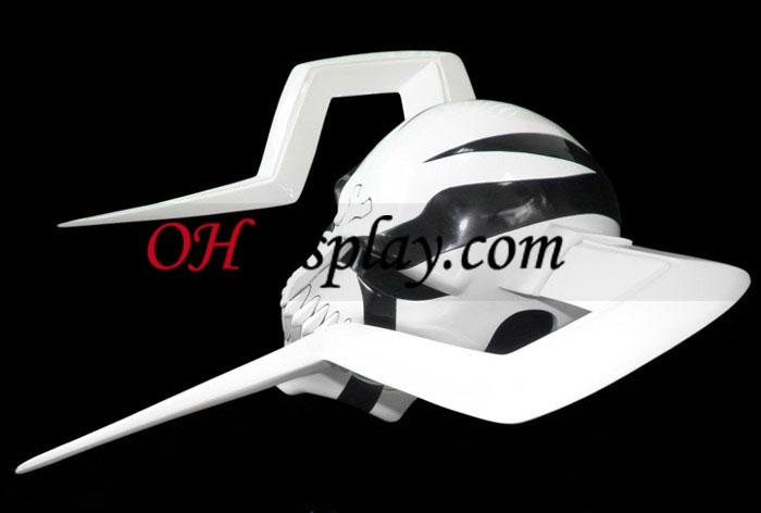 Bleach udklædning Tilbehør Ichigo Final Hollow Maske (Deluxe Edition)