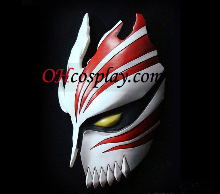 Bleach Cosplay Accessories Ichigo First Mask (Deluxe Edition)