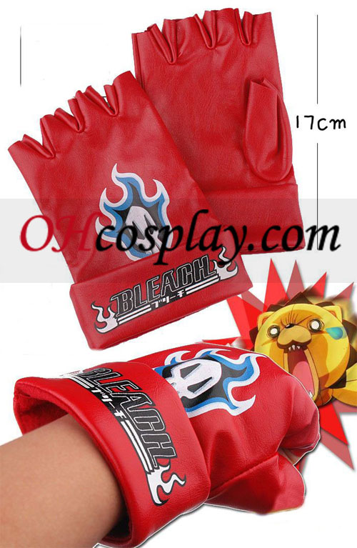 Bielidlo Cosplay príslušenstvo rukavice