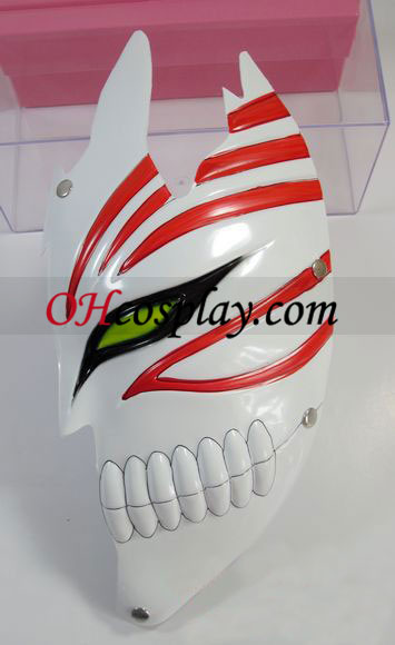 Bleach Cosplay Accessories Ichigo Hollow Half Mask