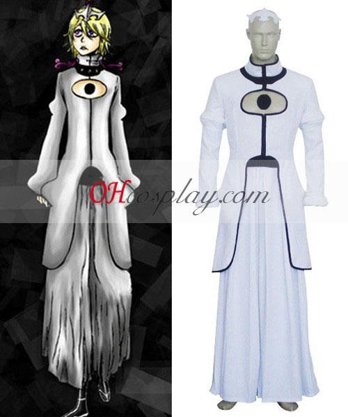 Bleach Wonderweiss Margera Arrancar Cosplay Kostym