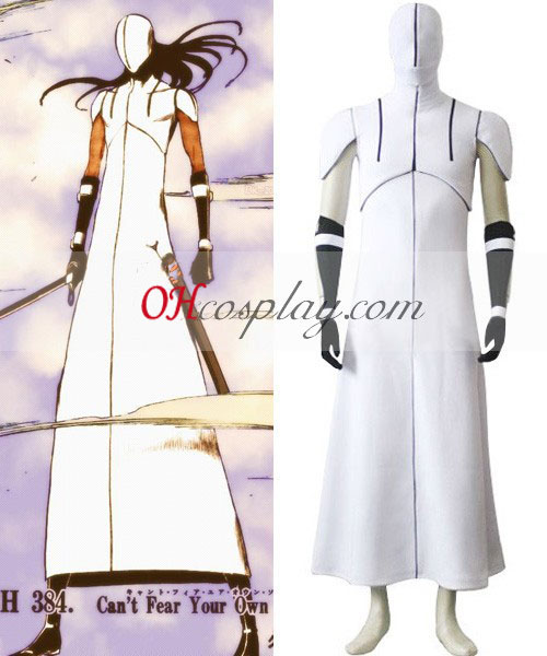 Bleach Tousen Kaname Hollow Cosplay Costume