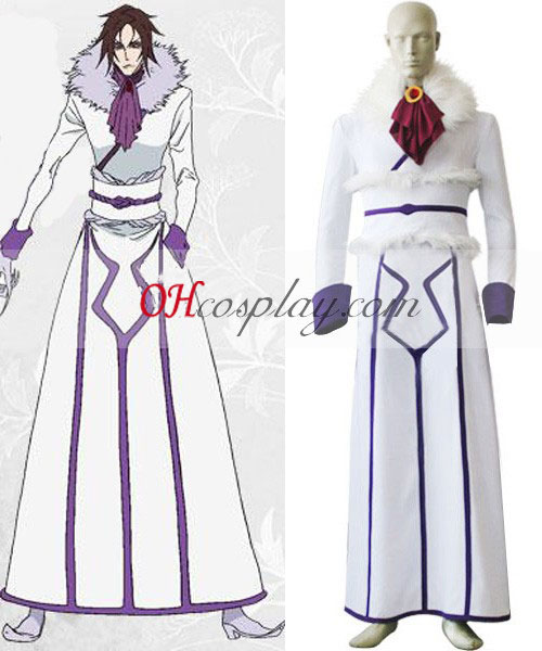 Bleach Muramasa Men's Cosplay Costume