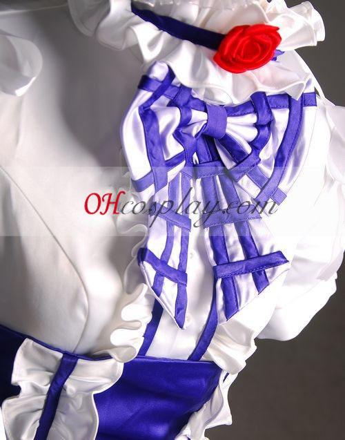 macross גבול פטרונס סייל קוספליי costume-advanced מותאם אישית