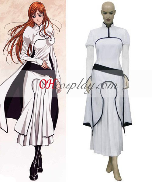 Bleach Orihime Inoue Hollow Cosplay Kostym