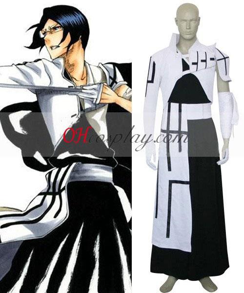 Bleach Uryuu Ishida Final Befria Cosplay Kostym