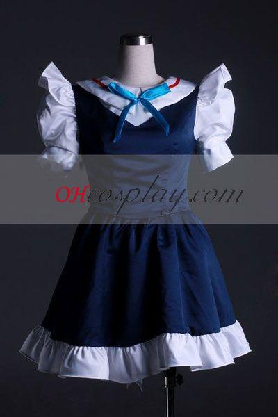 פרויקט touhou izayoi sakuya קוספליי costume-advanced מותאם אישית