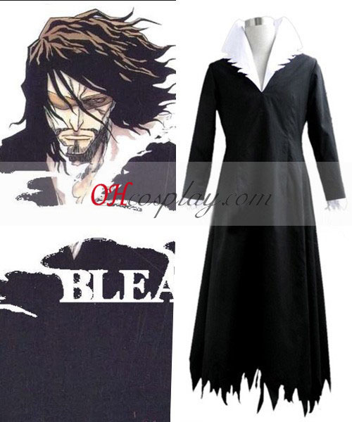 Bleach Zangetsu Men's Cosplay Costume