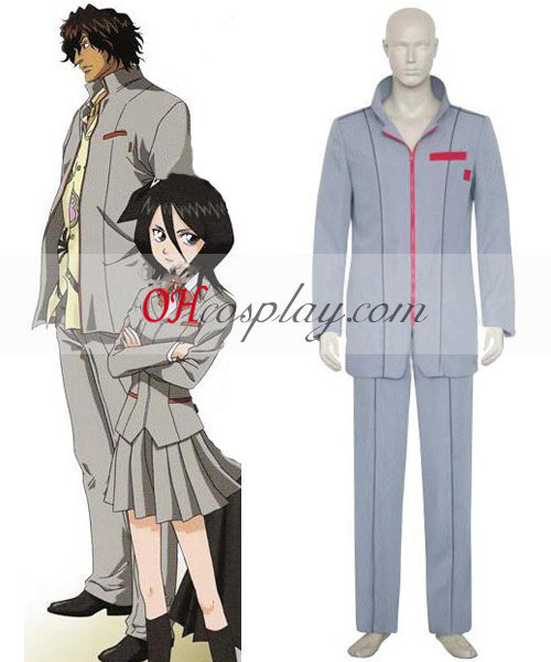 Bleach Boy's School Uniform Cosplay Costume