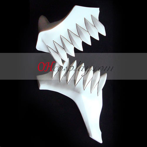 Bleach Cosplay Accessories Sexta Espada Grimmjow Jeagerjaques Mask Ver 2.0