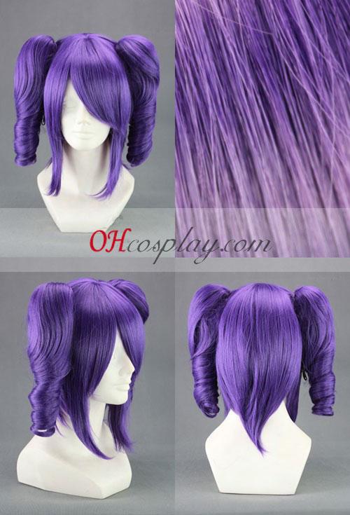 Bleach Katenkyoukotsu Purple Cosplay Wig Cosplaymade Com