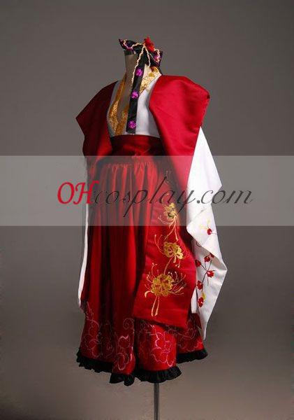 Vocaloid bremse Yuet Wah Kagamine Rin / Len udklædning Kostume Advanced Brugerdefineret
