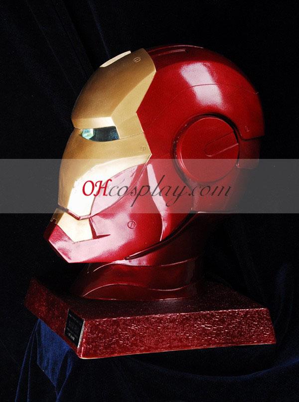 Iron Man Light Eyes udklædning Helmet - Premium Edition