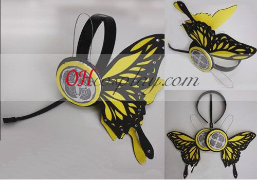 Vocaloid Len Copslay Yellow Prop Headset