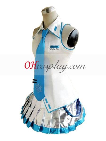 vocaloid Project נערצת שלג miku קוספליי בגד ים