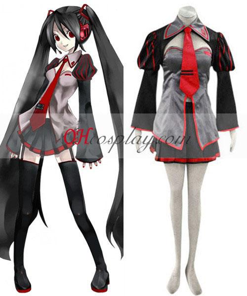 Vocaloid Zatsune Miku Cosplay kostyme