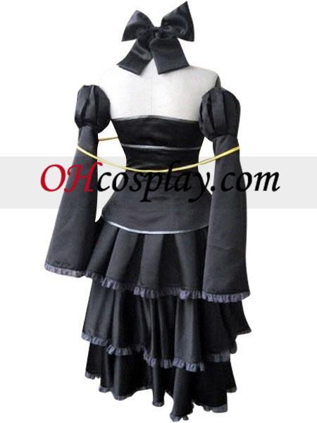 Vocaloid Kagamine Len Black udklædning Kostume