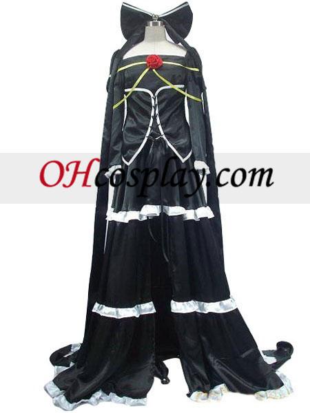 Vocaloid Imitation Black Cosplay Costume
