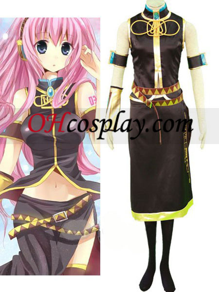 Megurine Luka Women's Cosplay Costume from Vocaloid