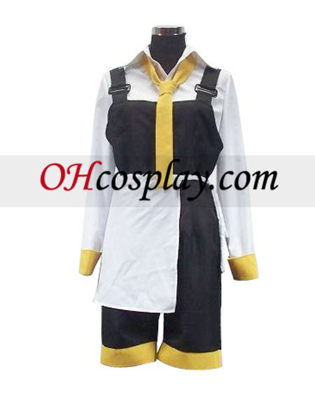 Da Capo Yellow And White Cosplay Costume Australia during Vocaloid