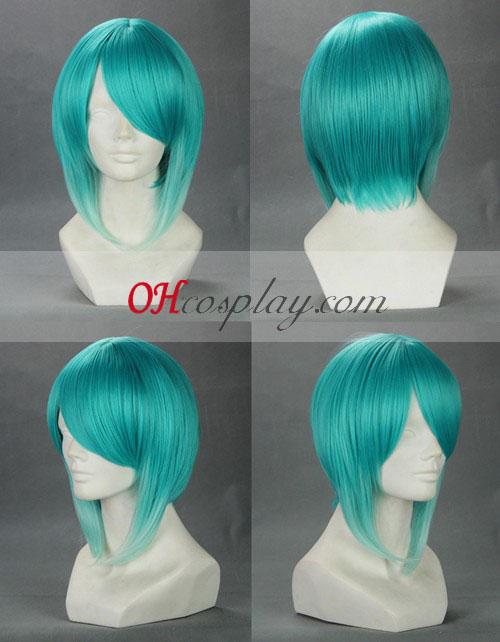 Vocaloid Miku син&бяла Cosplay перука онлайн магазин на България