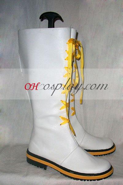 Vocaloid 3 Kagamine Rin Len udklædning Støvler