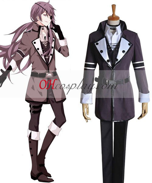 Vocaloid Deadline Circus Gakupo Cosplay Costume