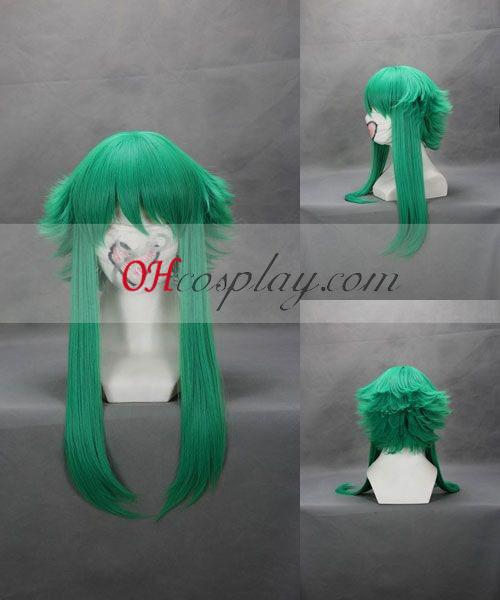 vocaloid gumi ירוק קוספליי פאה
