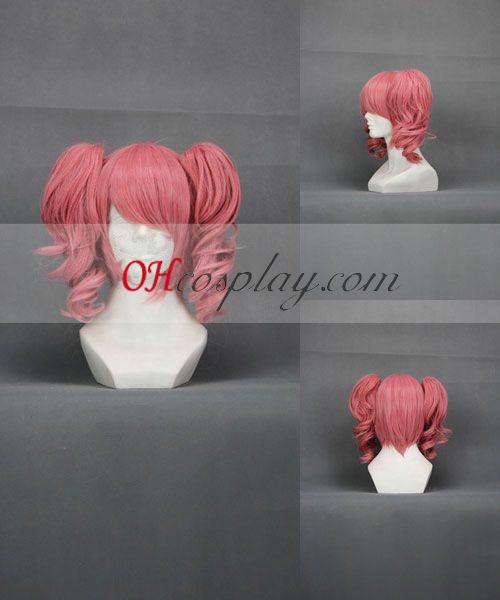 Vocaloid Kasane Teto Red udklædning Paryk