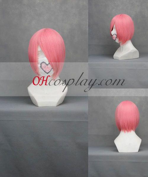 Vocaloid Лука розов Cosplay вълна Wig