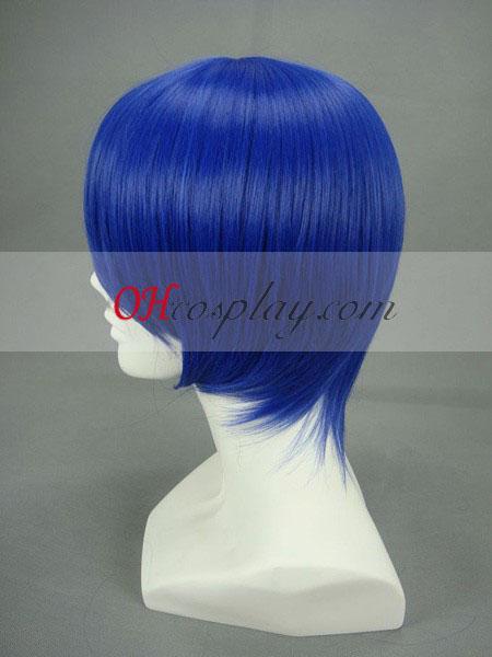 Vocaloid Kaido Dark Blue Cosplay Wig Cosplaymade Com