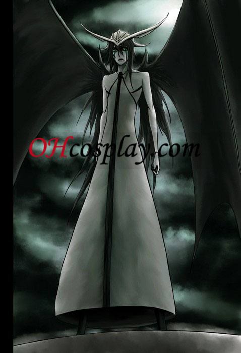 Bleach Ulquiorra Schiffer Final Hollow Cosplay Costume
