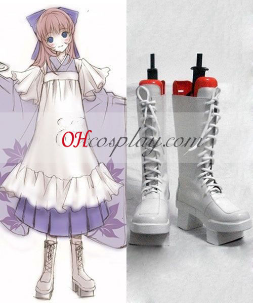 Vocaloid Megurine Luka Cosplay zapatos