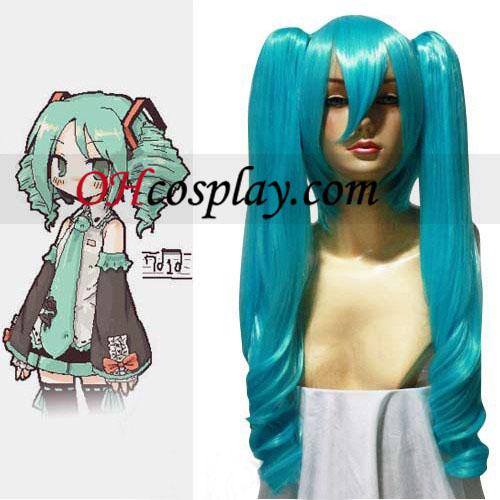 VOCALOID 2 Hatsune Miku Cosplay Wig