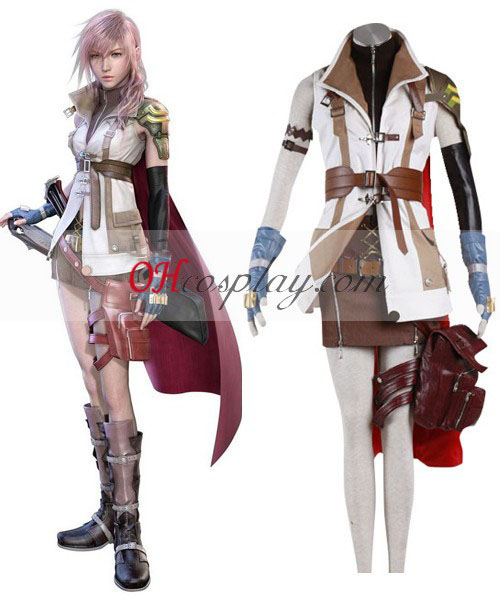 Final Fantasy XIII Lightning Cosplay Fantasia (Deluxe)
