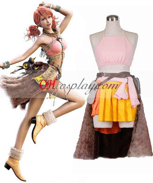 Final Fantasy XIII 13 Oerba Dia Vanille Cosplay kostumov