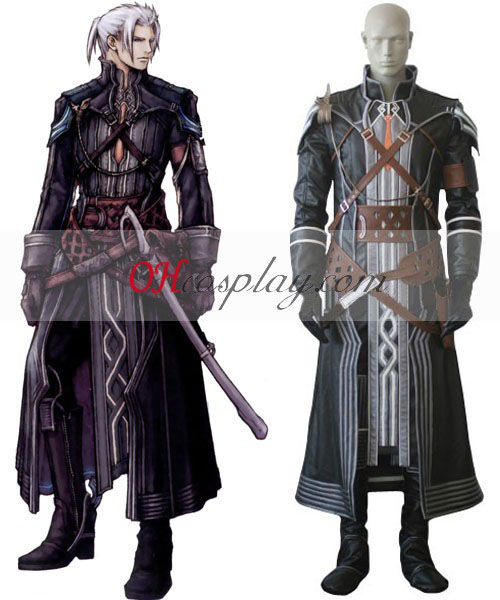Final Fantasy XIII Yaag Rosch Cosplay Costume