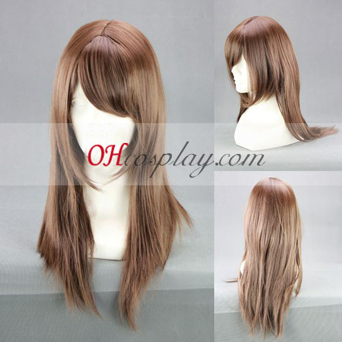 Final Fantasy Type-0-Deuce Brown Cosplay Wig