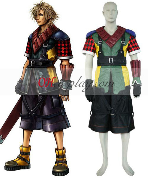 Final Fantasy XII Traje Cosplay Shuyin