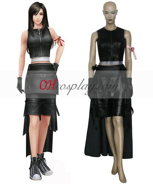 Tifa Lockhart Final Fantasy VII Cosplay Traje
