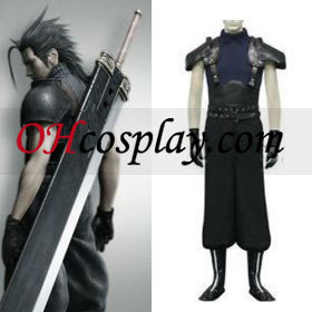 Final Fantasy VII sette ultimo ordine Zack Costumi Carnevale Cosplay
