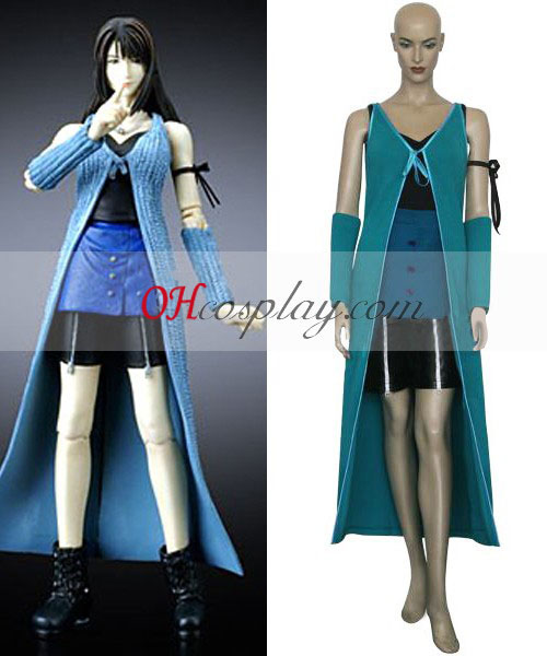 Final Fantasy VIII 8 Rinoa Battaglia Costumi Carnevale Cosplay