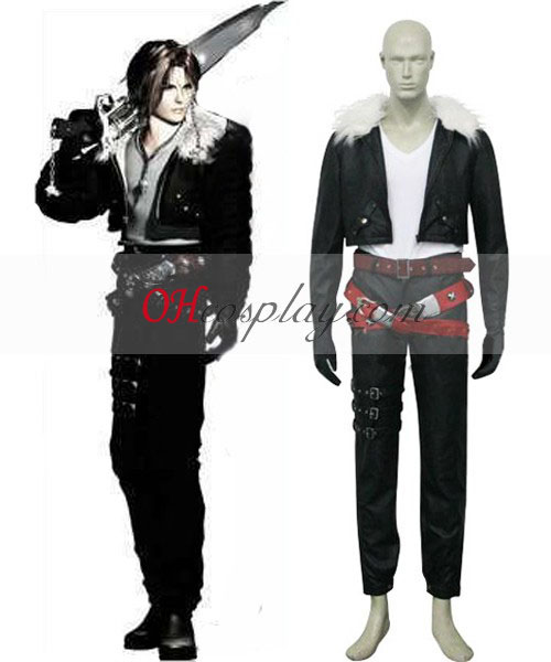 Final Fantasy VIII Squall Costumi Carnevale Cosplay