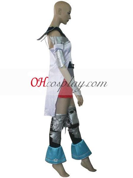 Final Fantasy XII Ashe udklædning Kostume